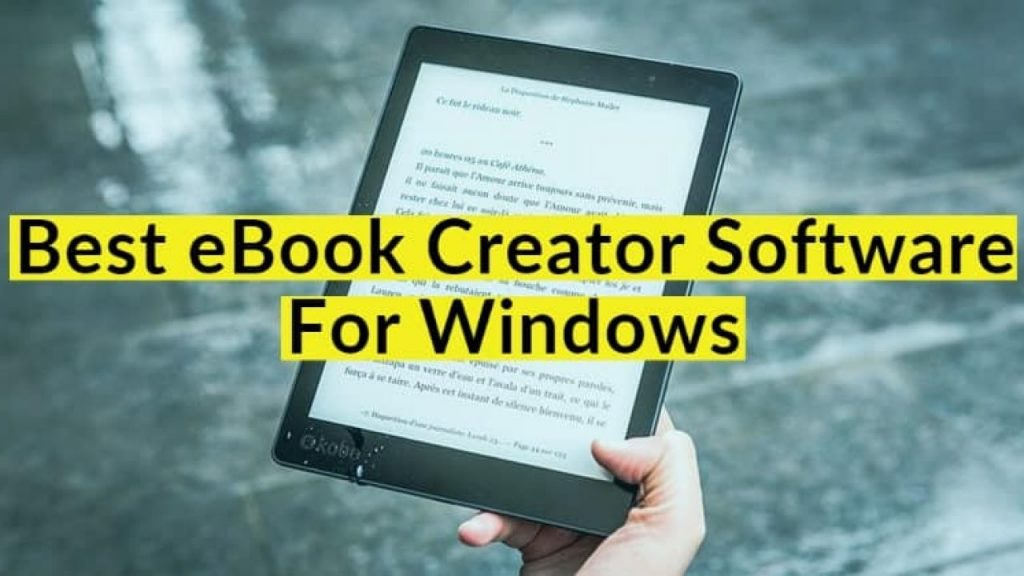 Best-Free-eBook-Creator