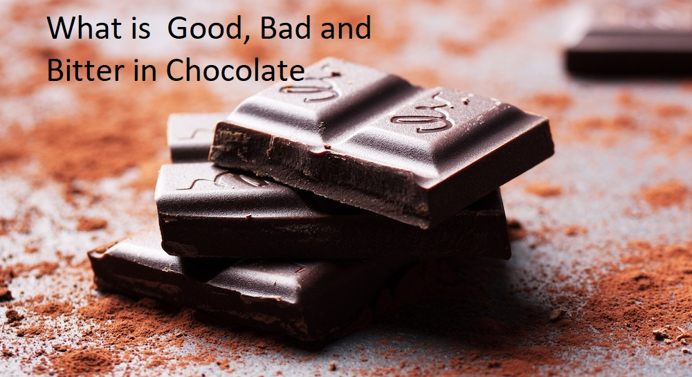 Good, Bad and Bitter in Chocolate