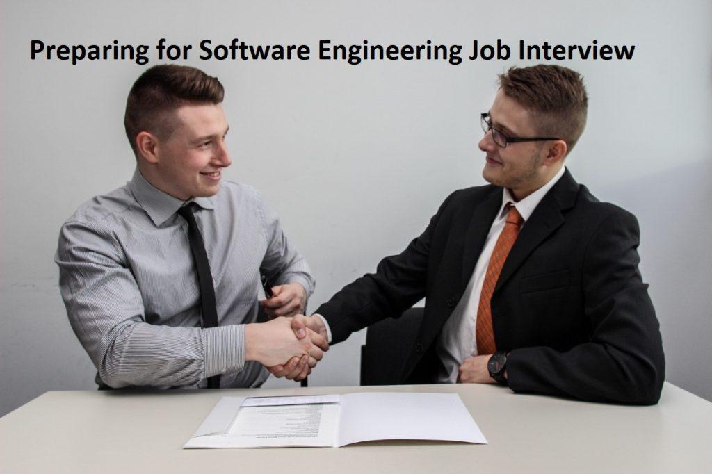 Preparing for Software Engineering Job Interview