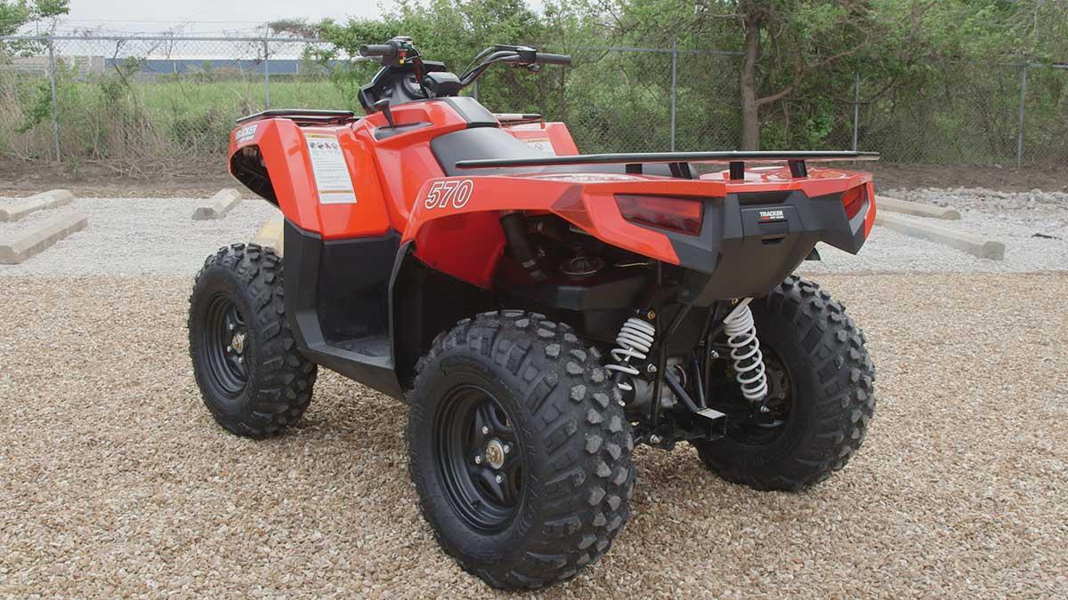 Consider An ATV